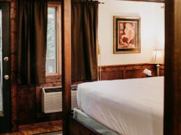 , Premium Lodge Room 15